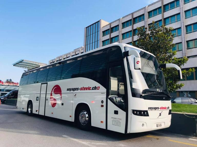 Volvo 9700 - Euro 5 | 46 places ****