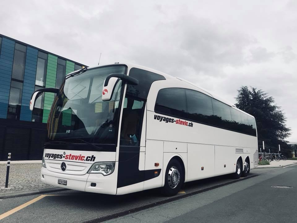 Mercedes-Benz Travego | 53 pax