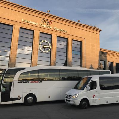 Mercedes-Benz Travego 53 Places