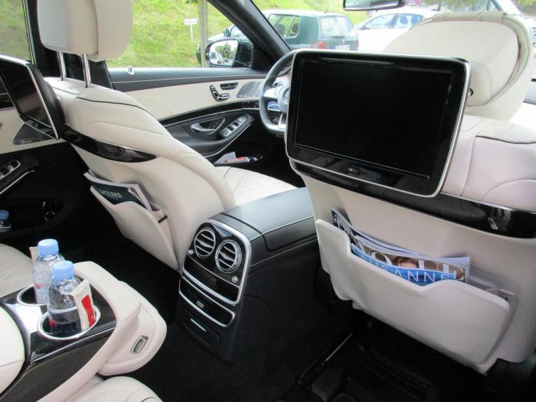 Mercedes S-350