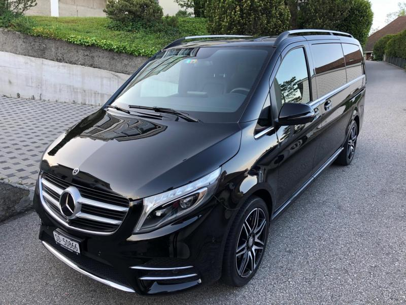 Mercedes-Benz V-Classe | 7 places