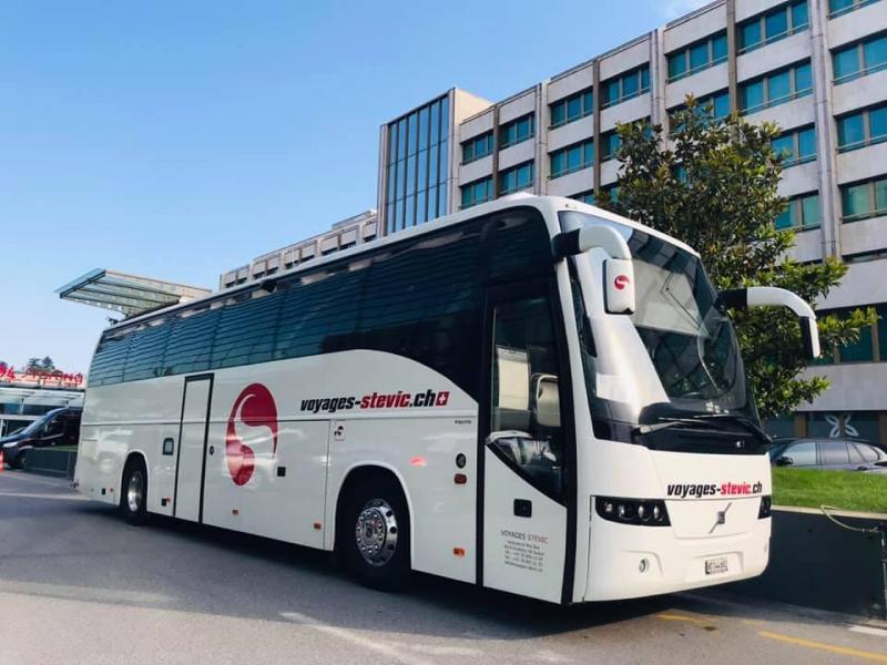 Bus Volvo 9700 46 places