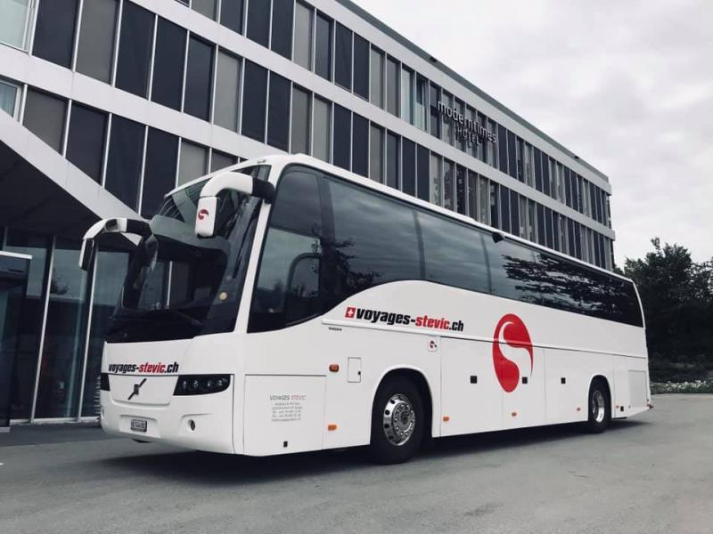 Bus Volvo 9700 - Euro 5 | 46 Places ****