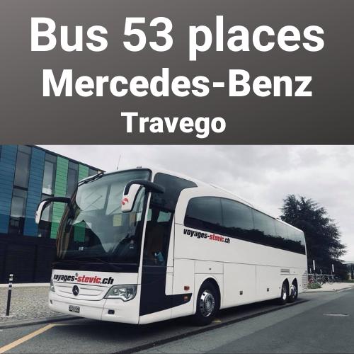 Bus Mercedes-Benz Travego 53 Places