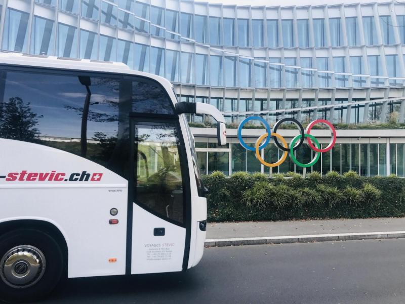 Bus Comité Olympique Lausanne