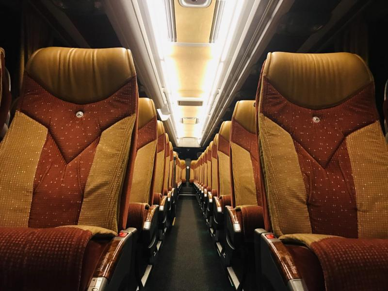 Bus Travego intérieur
