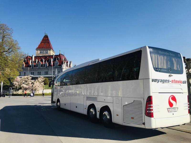 Bus Mercedes-Benz Travego