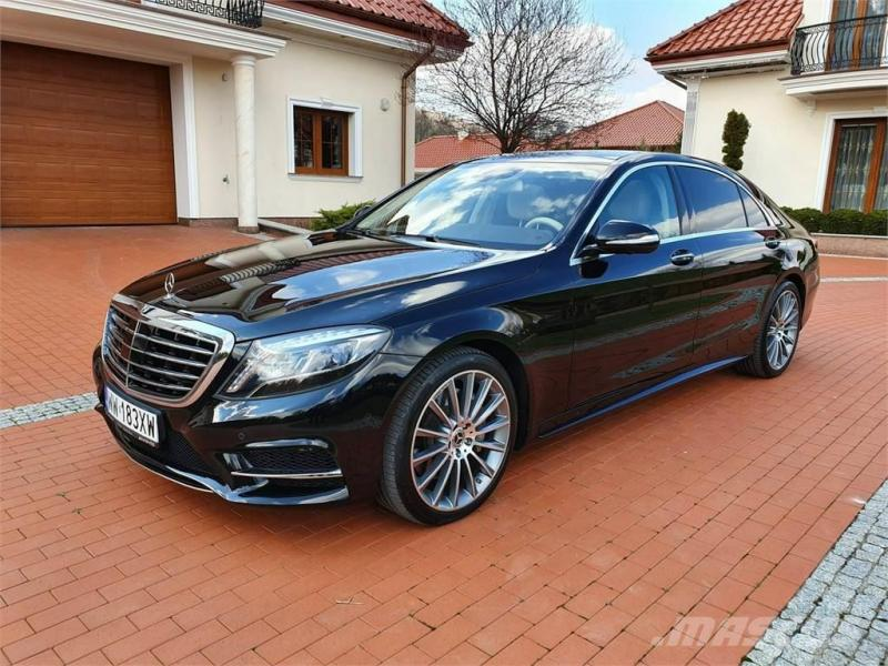 Mercedes-Benz S-350 | 2 places