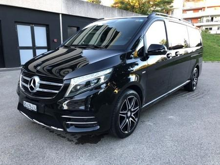 Minivan Mercedes-Benz V-Classe 7 places